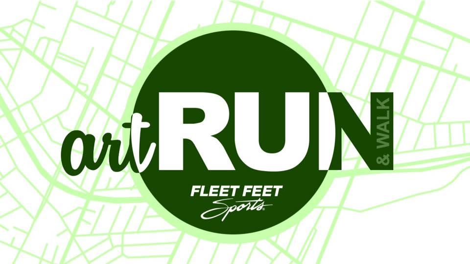 ArtRUN & ArtWALK Workout Series - Fleet Feet Sports Rochester